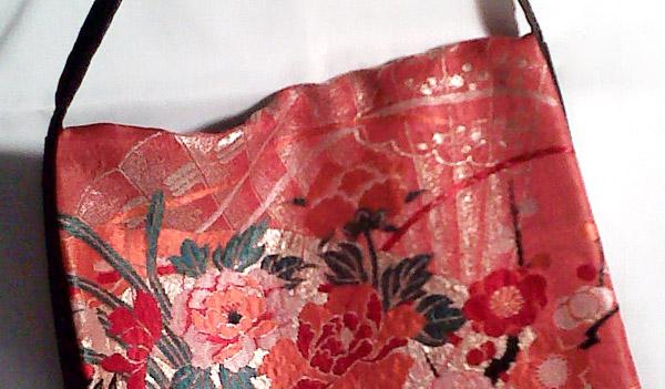 sac textile